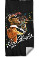 Ray Charles - Soul Beach Towel