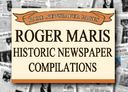 Baseball - Roger Maris - Historic Newspaper