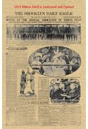 Baseball - 1913 Historic Document: Ebbets Field