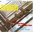The Beatles - Please, Please Me: Album Cover