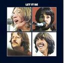 The Beatles - Let It Be: Album Cover Greeting Card