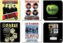 The Beatles - 1962 Anniversary: 4-Piece Coaster