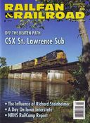 Railfan & Railroad (August 2011)