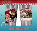 Cheech & Chong - Up In Smoke: 2-Piece 16 oz. Pint