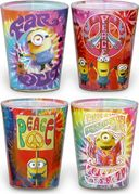 Despicable Me - Minion Shot Glass Set