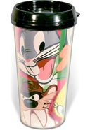 Looney Tunes - Characters - 16oz Plastic Travel