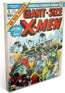 "Marvel Comics - X-Men ""Issue #1"" 16"" x 20"" Canvas"