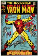 "Marvel Comics - Iron Man - Power 13"" x 19"""