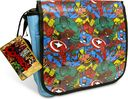 "Marvel Comics - Group Shot: 15""x13"" Messenger Bag"