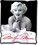 Marilyn Monroe - Ballerina: Black & White Dress