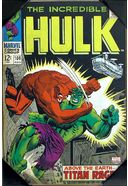 Marvel Comics - The Incredible Hulk - Titan Rages