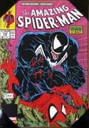 "Marvel Comics - Venom vs. Spiderman - 13"" x 19"""