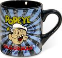 Popeye - The Sailor Man: 14 oz. Ceramic Mug