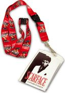 Scarface - Movie Poster Lanyard ID Badge Holder