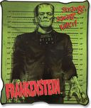 "Universal Monsters - Micro-Plush 50"" x 60"" Throw"