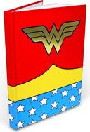 DC Comics - Wonder Woman - Uniform - Hard Cover