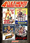 Cult Movie Marathon, Volume 1 (2-DVD)