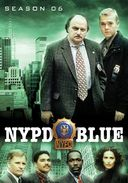 NYPD Blue - Season 6 (4-DVD)