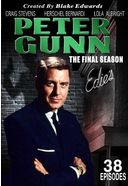 Peter Gunn - Final Season (4-DVD)
