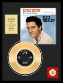 "Elvis Presley - Little Sister - Framed 12""x16"""