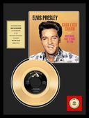 "Elvis Presley - Good Luck Charm - Framed 12"" x"