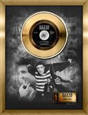 Elvis Presley - Jailhouse Rock - Framed Gold