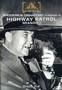 Highway Patrol - Season 1, Volume 1 (4-Discs)
