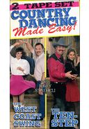 Country Dancing Made Easy - The West Coast Swing