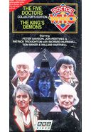 Doctor Who - The Five Doctors / The Kings Demons