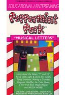 Peppermint Park - Musical Letters