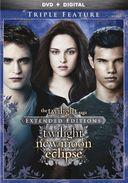 The Twilight Saga - Twilight / New Moon / Eclipse