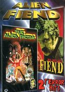 The Alien Factor (1978) / Fiend (1980) [Rare &