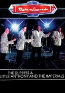The Duprees / Little Anthony & The Imperials - Night of Legends: Live in Concert Boxart