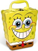 Spongebob Squarepants - Head Shaped Carry-All Tin