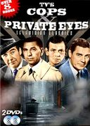TV's Cops & Private Eyes (2-DVD)
