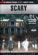 Scary Movies: 12-Film Collection (4-DVD)