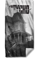 Psycho - House Beach Towel