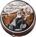 "Sigmund Freud ""Don't forget to take your meds!"""
