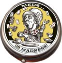 Pill Box - Alice In Wonderland: Mad Hatter