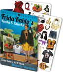 Frida Kahlo - Frocks & Smocks - Magnetic Dress-Up