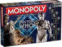 Doctor Who: Monopoly Villains Edition