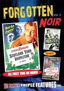 Forgotten Noir, Volume 9: Scotland Yard Inspector