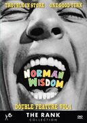 Norman Wisdom Double Feature, Volume 1 - Trouble