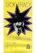 Dick Tracy - The Lame One