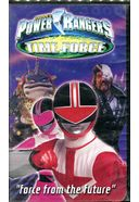 Power Rangers: Force From The Future