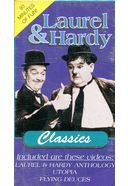 Laurel & Hardy Classics (2-Tape Set)