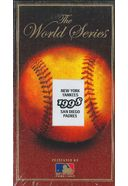 1998 World Series: New York Yankees Vs. San Diego