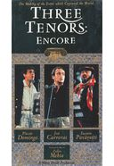 The Three Tenors: Encore