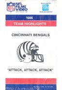 Football - 1986 Team Highlights: Cincinnati
