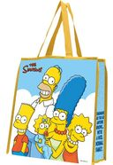 The Simpsons - Large Recycled Shopper Tote